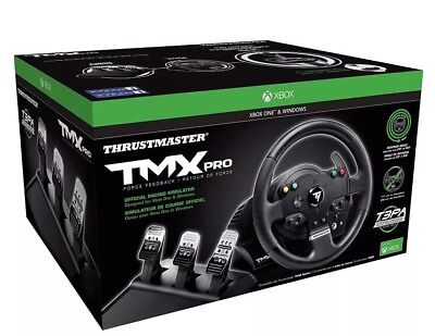 Thrustmaster TMX Pro Racing Wheel & Pedal Set