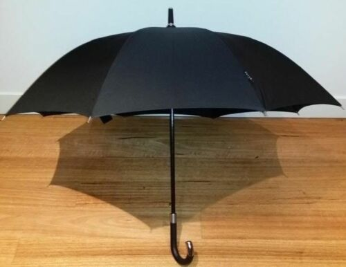 Davek Elite Umbrella, Classic Black