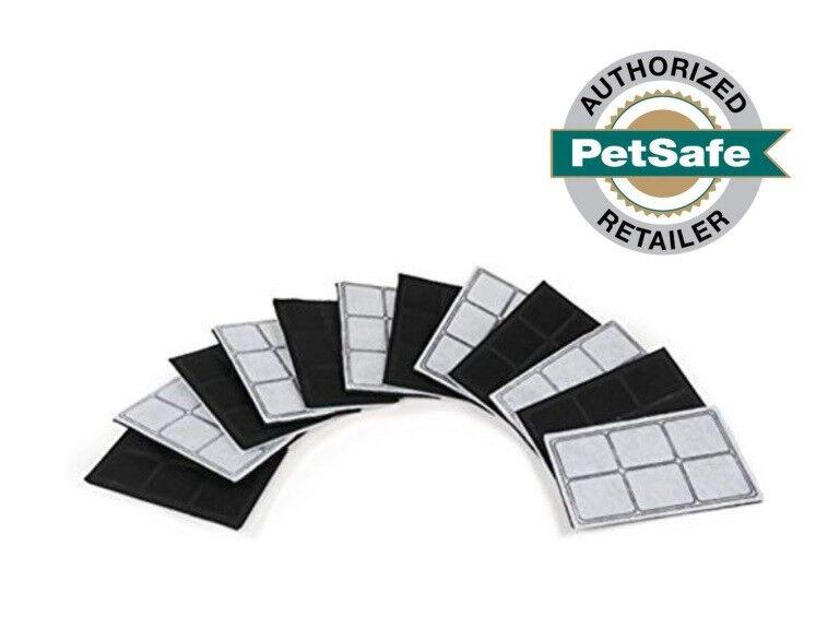 petsafe-drinkwell-12-pk-premium-charcoal-filters-platinum-mini-zen-pet-fountain
