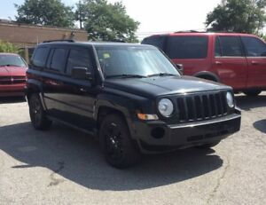 2010 Jeep Patriot Safety Included