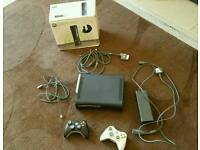 Xbox 360 Elite 120GB with 35 games