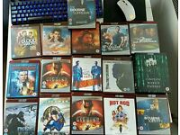 18 HD DVDs job lot bundle movies
