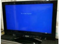 Toshiba 26 inch hd tv