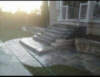 Landscaping and Hardscaping
