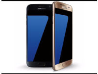 Brand New Samsung S7 Black for Sale