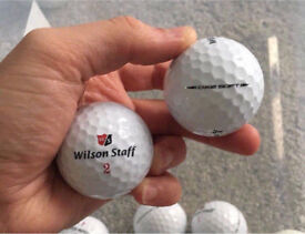 Wilson Staff DX2 Soft Grade A x25 golf balls