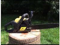 McCulloch MAC335 Chainsaw Petrol⛽️