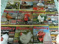 Poultry smallholder and farming magazines