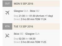 Ibiza flights