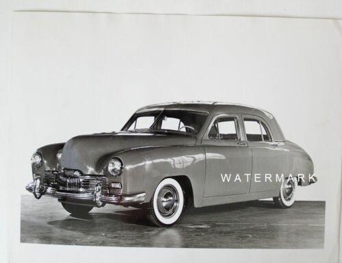 1946 Kaiser 4 Door Sedan, Original 8x10 Photograph