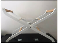 Moses basket stand mothercare