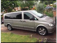 Vito 9 seater minibus