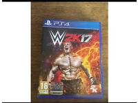 WWE 2K17 PS4 - For Sale