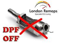 DPF REMOVAL, EGR DELETION, ECU REMAPPING, SPEED LIMITERS AND MORE - LONDON REMAPS
