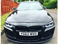 BMW msport diesel automatic m3 bodykit 61k milage Swap p/x Fullylouded full service history