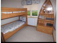 Gautier bedroom bunk bed set