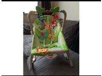Baby chair and rocker