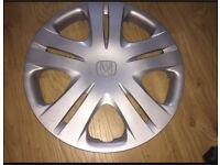 Honda wheel trim