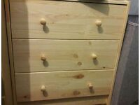 New Ikea Chest of drawers