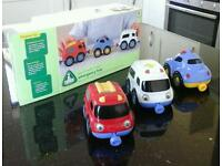 ELC emergency services cars