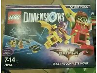 Lego dimensions batman adventure time