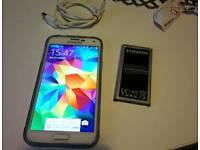 Samsung galaxy S5 unlocked to any network