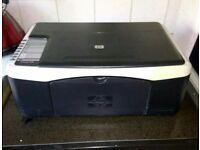 HP Deskjet printer / scanner