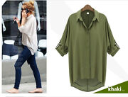 Army Shirt Women