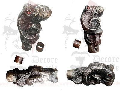 Designer Antique Head Octopus Handle Vintage Style For Walking Stick Cane