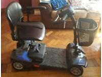 Mobility Scooter (used once; in like new condition)