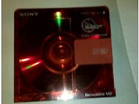 AUDIO MINI DISCS WANTED