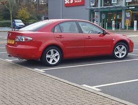 *RELIABLE* 2007 Mazda 6 TS HPi Clear, 2 KEYS, HPi Clear not toyota avensis, honda accord, volvo s40