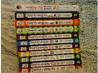 Diary of a wimpy kid full series