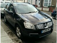 NISSAN QASHQAI 1.5 DCI, DEASEL CAR, VERY ECONOMYFAMILY CAR, 1 FORMER KEEPER, FULL SERVICE HISTORY.