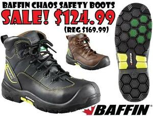 Safety Boot Sale - CHAOS by Baffin