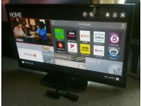 "LG 50"" FULL HD SMART TV WITH BUILT IN WiFi FREEVIEW HD, HDMI NEW CONDITION FULLY WORKING"