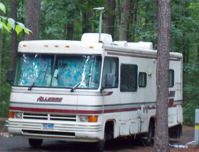 1995 Tiffin Allegro Motorhome Class A 29.5' 7.5 ltr 454 LOCAL PICKUP ONLY 75043