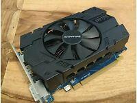 AMD Radeon 7770 1gb Graphics card