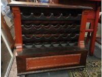 Vintage Wine Rack
