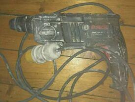 Bosch 110v sds drill new model.