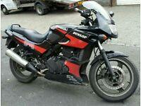 KAWASAKI EX 500S - 500cc Sports Motorcycle - Faultless!