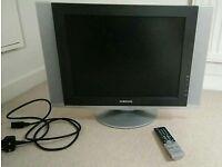 """Samsung 20"""" lcd TV le20s51bp"""
