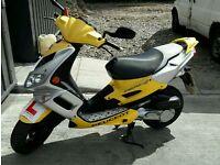 Speed fight 100cc