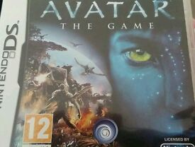 Avatar ds game