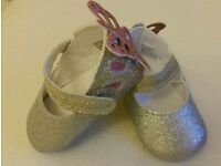 NEW MONSOON BABY SHOES