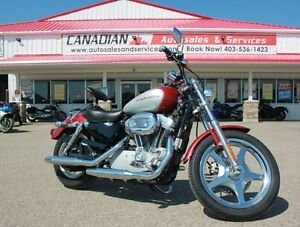 2004 Sportster xl883c LOW KMS! financing available !!