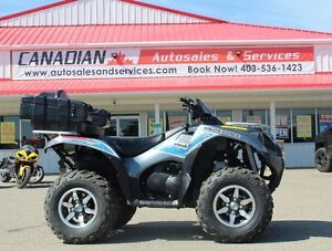 2014 KAWASAKI BRUTE FORCE 750 ONLY 19HRS OF RIDE TIME!!!