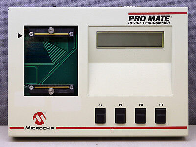 Microchip Technology Inc. 10-00014 Pro Mate Device Programmer