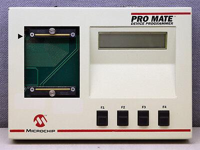 Microchip Technology Inc. 10-00014 Pro Mate Device Programmer