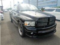 "FRESH IMPORT 2010 DODGE RAM 5.7 V8 AUTO HEMI CREW CAB PICK UP 22"" WHEELS BLACK"